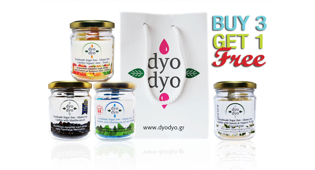 Exclusive offer dyo-dyo!