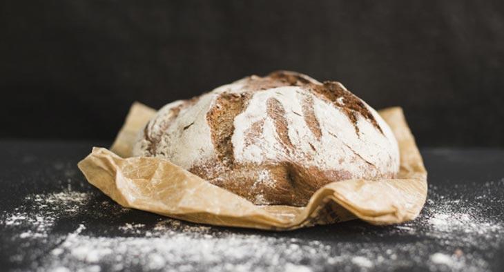 Ψωμί με ταχίνι & μέλι