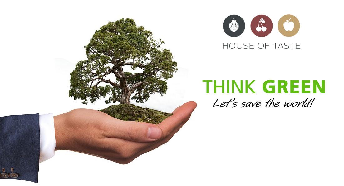 House of Taste - Οικολογική Ευαισθησία